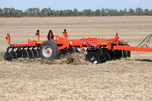 Kuhn Class I: Seedbed Finishing » Coastal Tractor, California