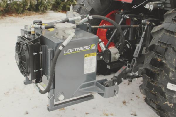 Loftness HPP33C » Coastal Tractor, California