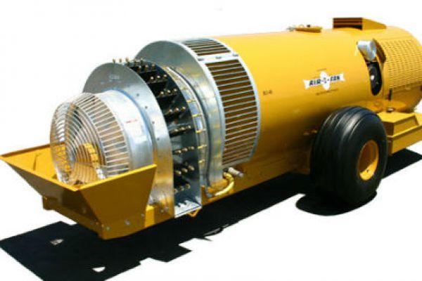 Air-O-Fan D-2/40 Diesel Engine Sprayer » Coastal Tractor, California