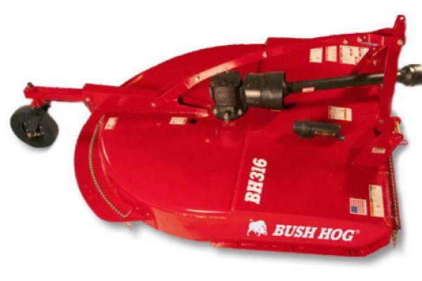 Bush Hog Single-Spindle Rotary Cutters » Coastal Tractor