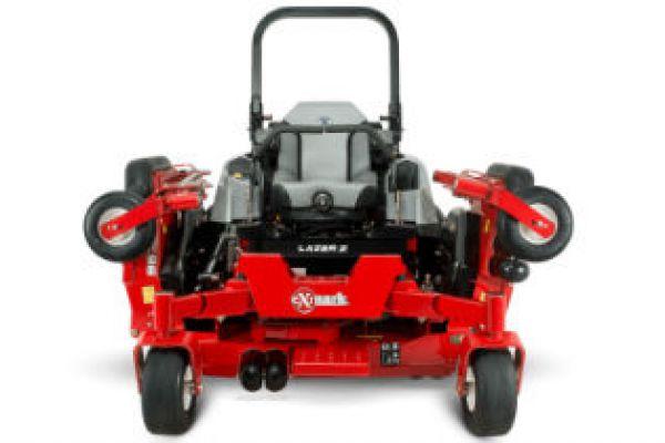 Exmark RED On-Board Intelligence Mowers » Coastal Tractor