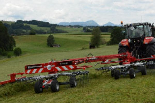Kongskilde Hay Equipment and TMR Mixers » Coastal Tractor