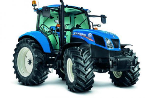 New Holland T5 115 » Coastal Tractor, California