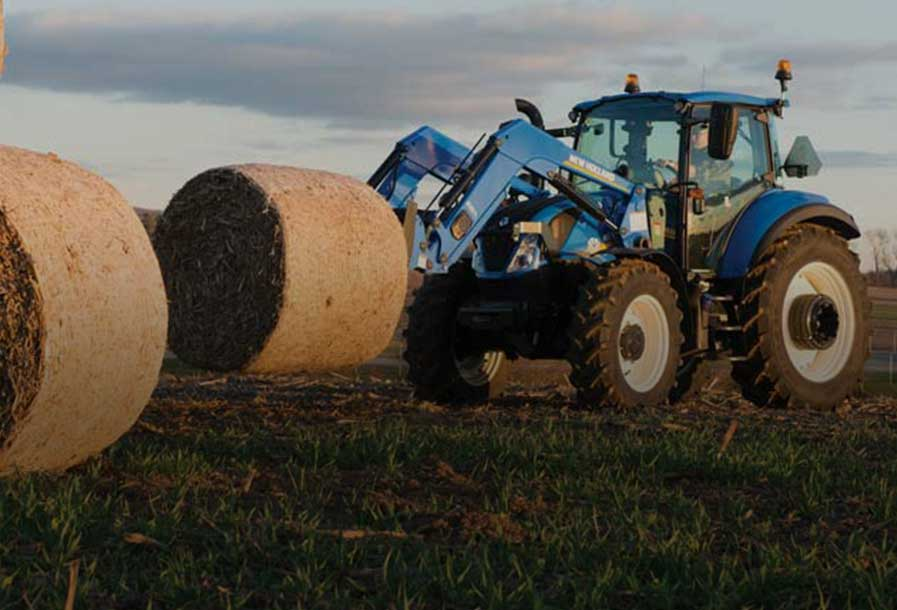 New Holland Dealer » Coastal Tractor, California